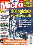Magazine Micro Hebdo n280