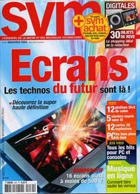 Magazine Sience et vie Micro Décembre 2004