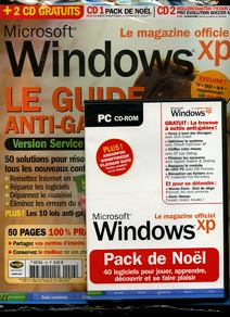 Magazine L'officiel Windows XP Janvier 2005